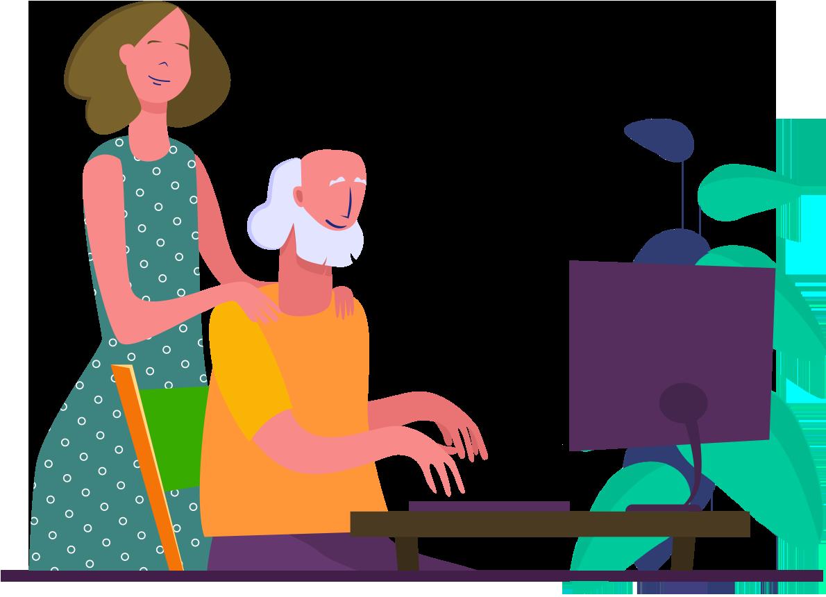 Bienvenido<br> a Alzheimer <br>México en casa